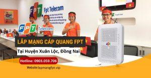 Lắp mạng FPT Huyện Xuân Lộc, Đồng Nai
