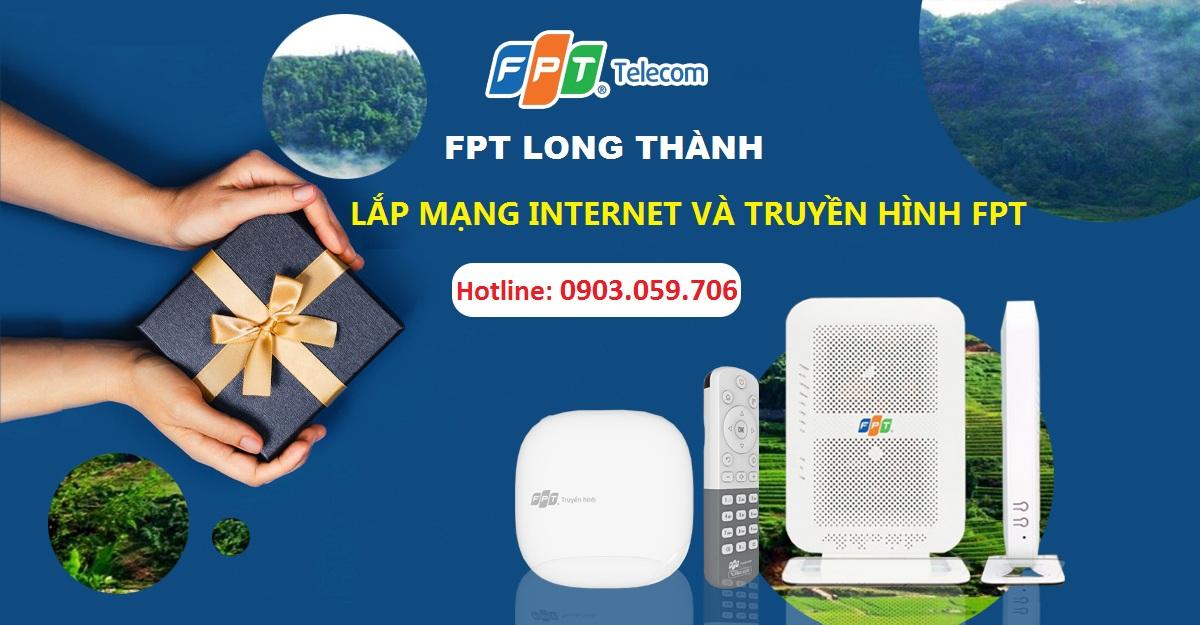Lắp mạng FPT Long Thành
