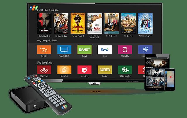 Truyền hình FPT tuyên phong công nghệ truyền hình tương tác 4K
