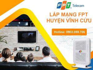 Lắp mạng FPT Huyện Vĩnh Cửu