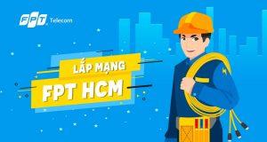 Lắp mạng FPT HCM