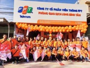 Lắp mạng FPT Biên Hòa