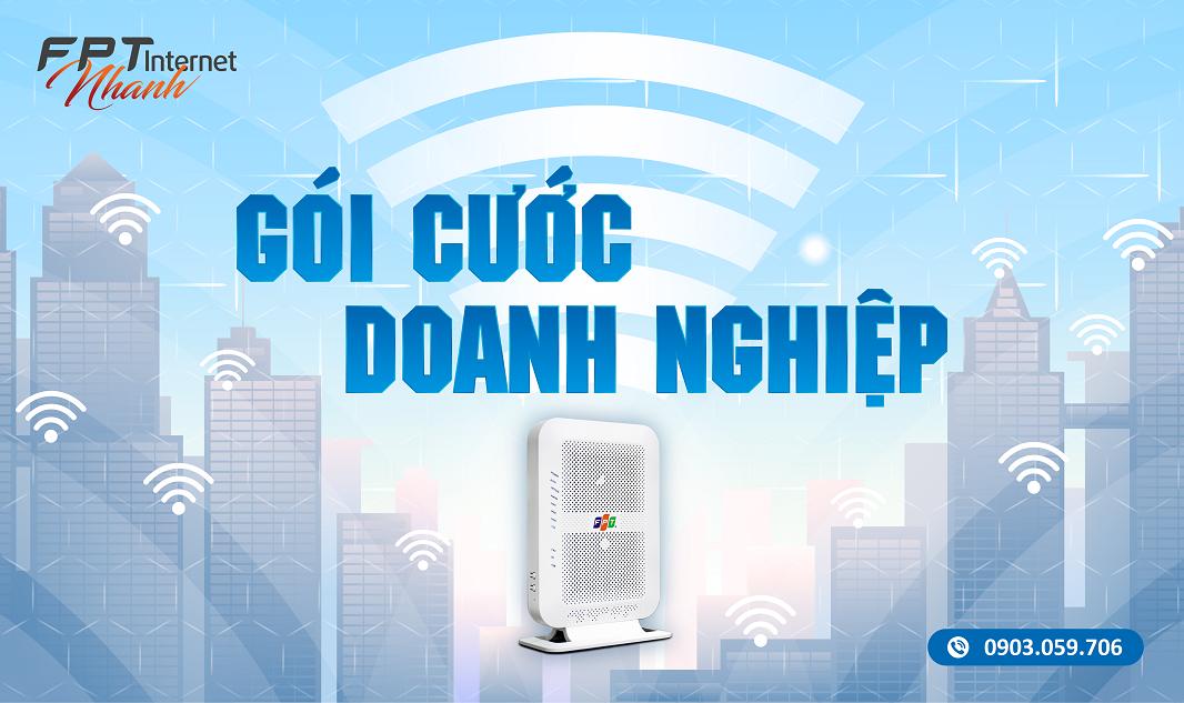 Lắp đặt Internet FPT Biên Hòa3