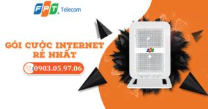 Lắp đặt internet cáp quang FPT