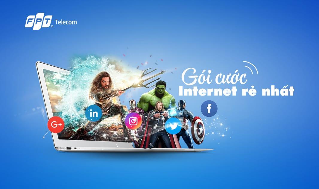 Lắp mạng internet FPT Đồng Nai