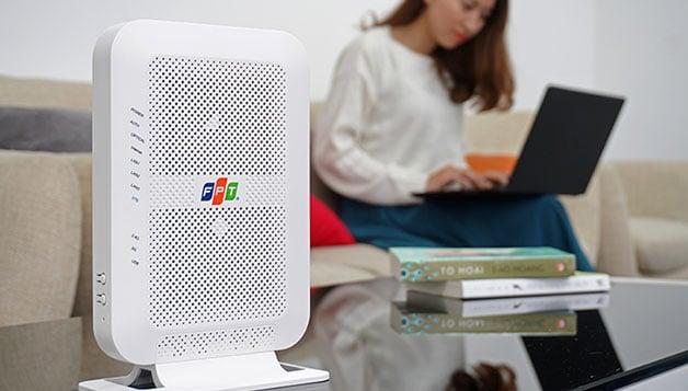 FPT cung cấp modem chuẩn AC