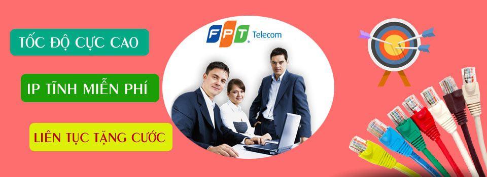 Mạng cáp quang FPT giúp các doanh nghiệp làm việc hiệu quả hơn