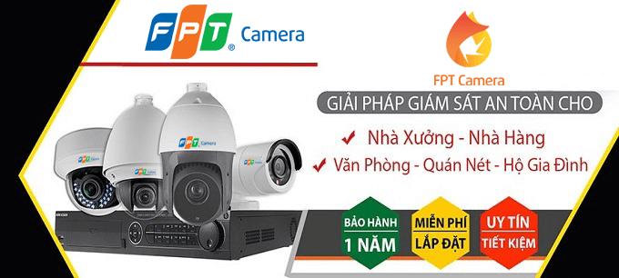 Trọn bộ Camera FPT