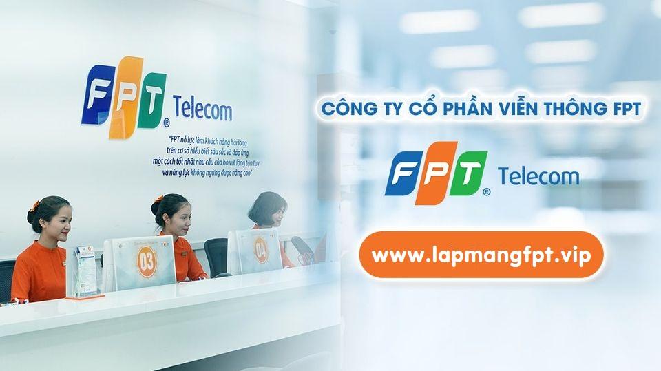 Giới thiệu lắp mạng FPT