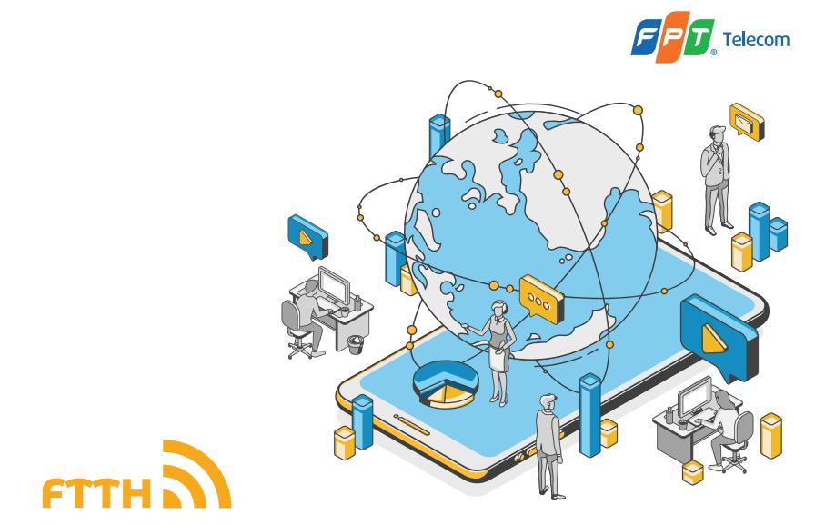 Giới thiệu về dịch vụ lắp mạng FPT