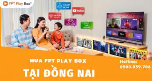 Mua FPT Play Box tại Đồng Nai