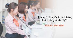 Tổng đài báo hỏng mạng FPT Biên Hòa