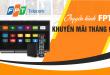 Lắp đặt truyền hình FPT khuyến mãi tháng 9