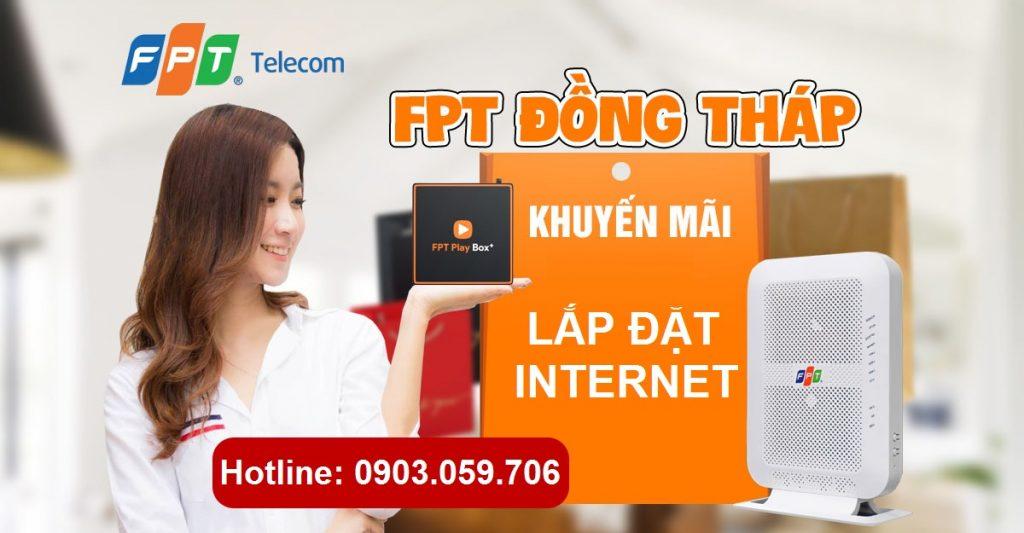 Lắp mạng internet và truyền hình FPT Đồng Tháp