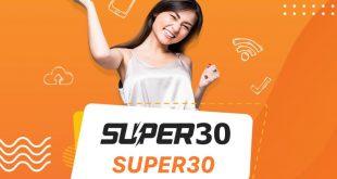 Super 30 Mbps