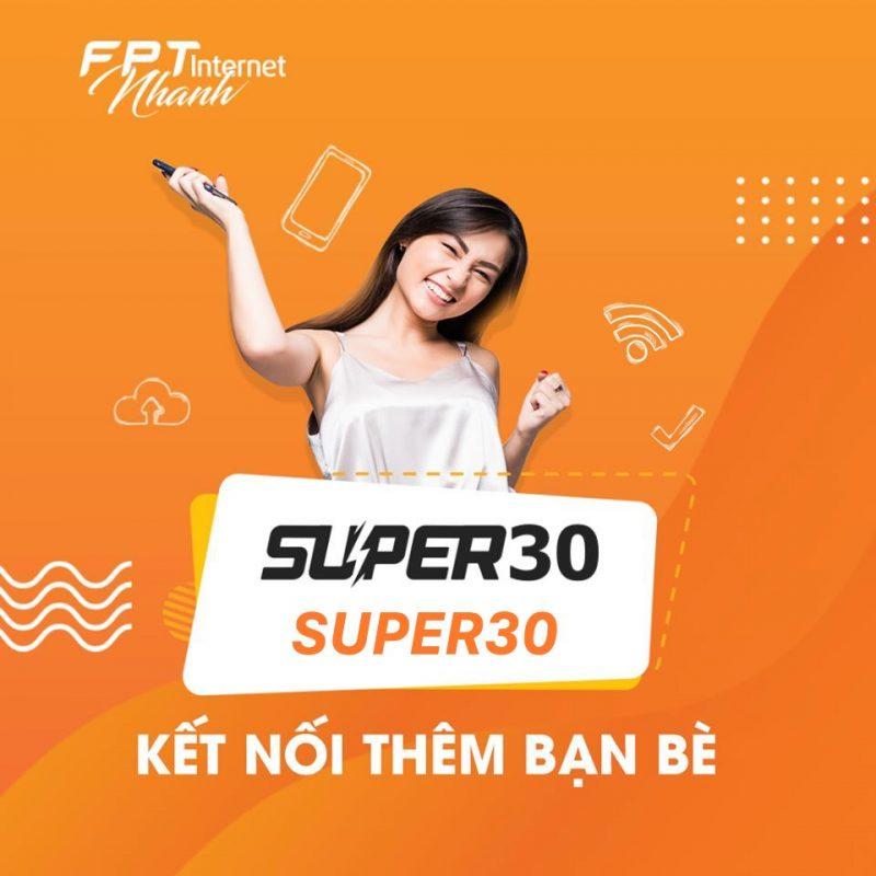 Gói cước Super 30