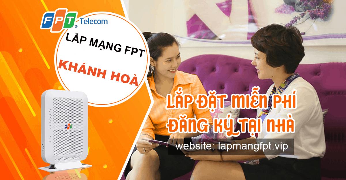 Lắp mạng FPT Khánh Hoà