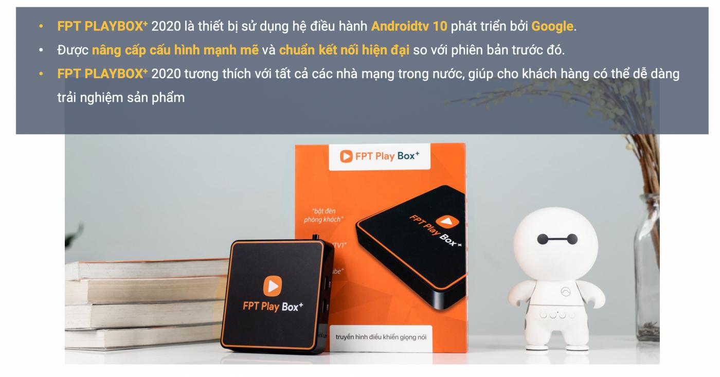 Giới thiệu về FPT Play Box