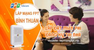 Lắp mạng wifi FPT Bình Thuận