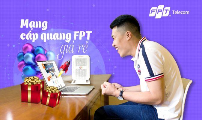 Lắp mạng FPT Biên Hoà