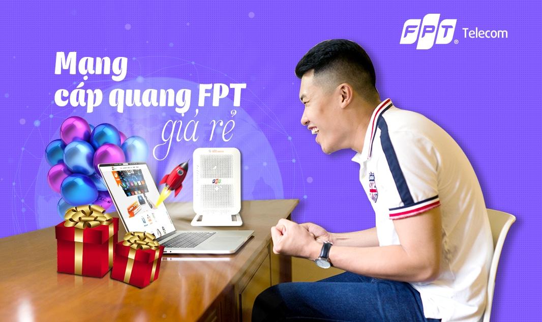 Lắp mạng wifi FPT Biên Hoà