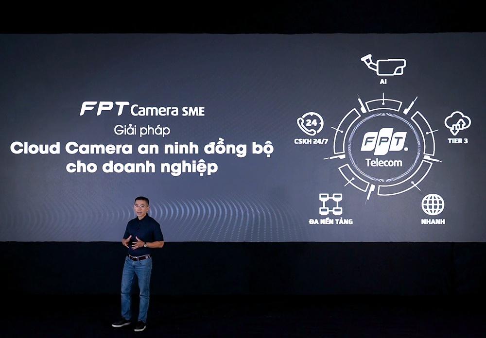 FPT Camera SME   Giải pháp Cloud Camera dành cho doanh nghiệp