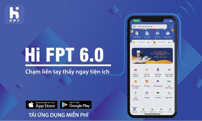 Hi FPT chuyển mình thành Mega App trong lần cập nhật 6.0