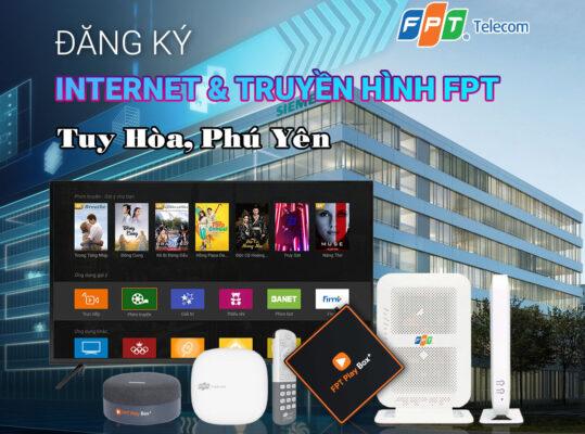 Lắp mạng FPT Phú Yên