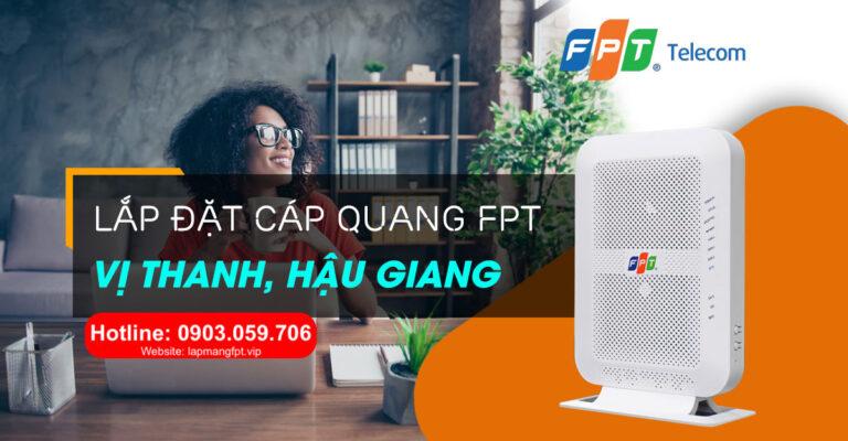 Lắp mạng wifi FPT Hậu GIang