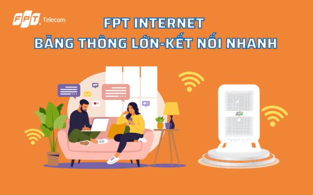 Lắp mạng wifi FPT Trà Vinh